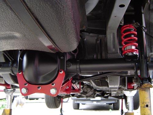 Tasa W on 2013 Camaro Suspension