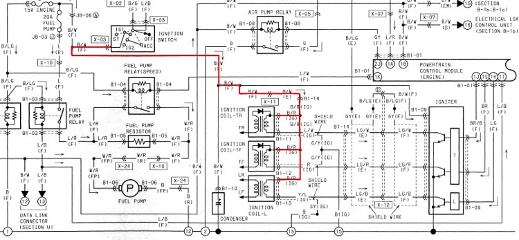 93 rx7 wiring diagram wiring diagram 93 Civic Wiring Diagram 93 rx7 wiring diagram wiring diagram all data7 rx 7 wiring harness connector id and circuit